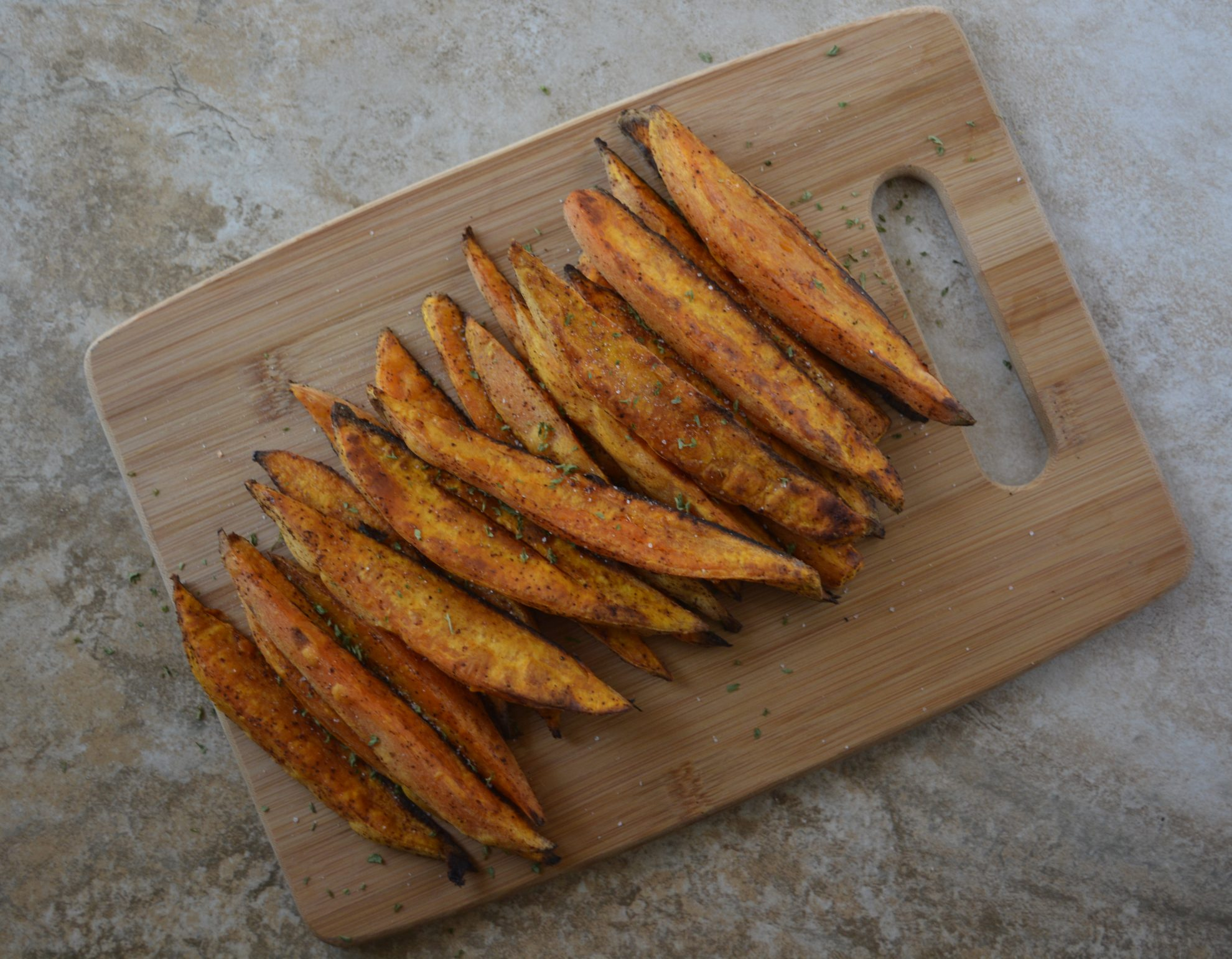 Smokey Sweet Potato