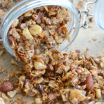 Toasted Coconut Granola (low carb + keto)