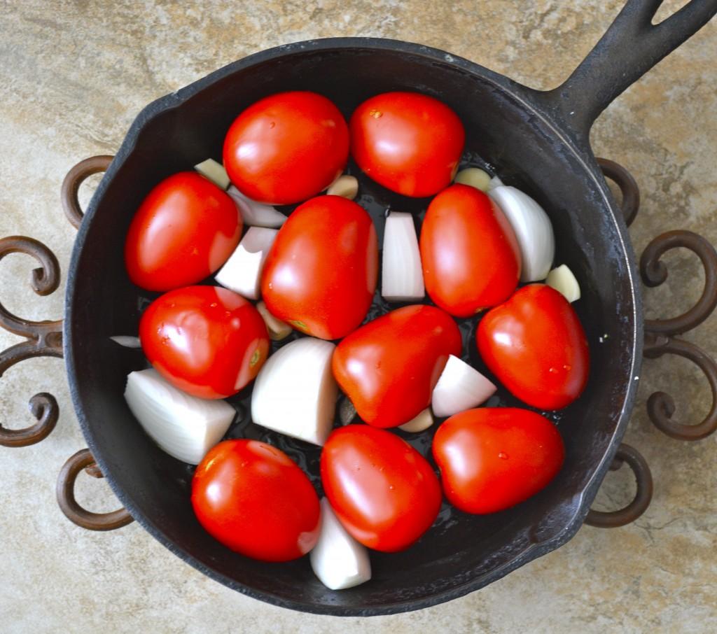 Balsamic Vinegar and Roasted Tomato Marinara