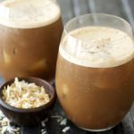 Blended Coconut Mocha Frappuccino