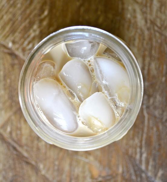 Super Simple Shaken Iced Mocha