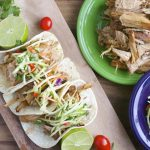 Slow Cooker Jalapeño Carnitas with Cilantro Lime Slaw
