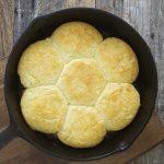 Honey Ham and Swiss Biscuits