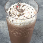 Low Carb Peppermint Frappuccino