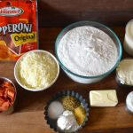 Savory Pepperoni Scones, a fun brunch recipe! #pepitup #collectivebias #ad