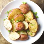 Creole Roast Potatoes