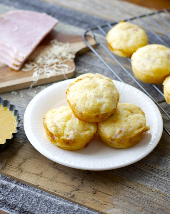 Ham and Swiss Puffs are the perfect dinner for busy weeknights!