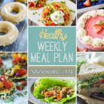 Healthy Meal Plan: Week Fourteen