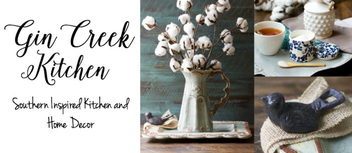 Southern Inspired Kitchen and Home Decor