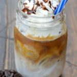 Iced Peppermint Latte