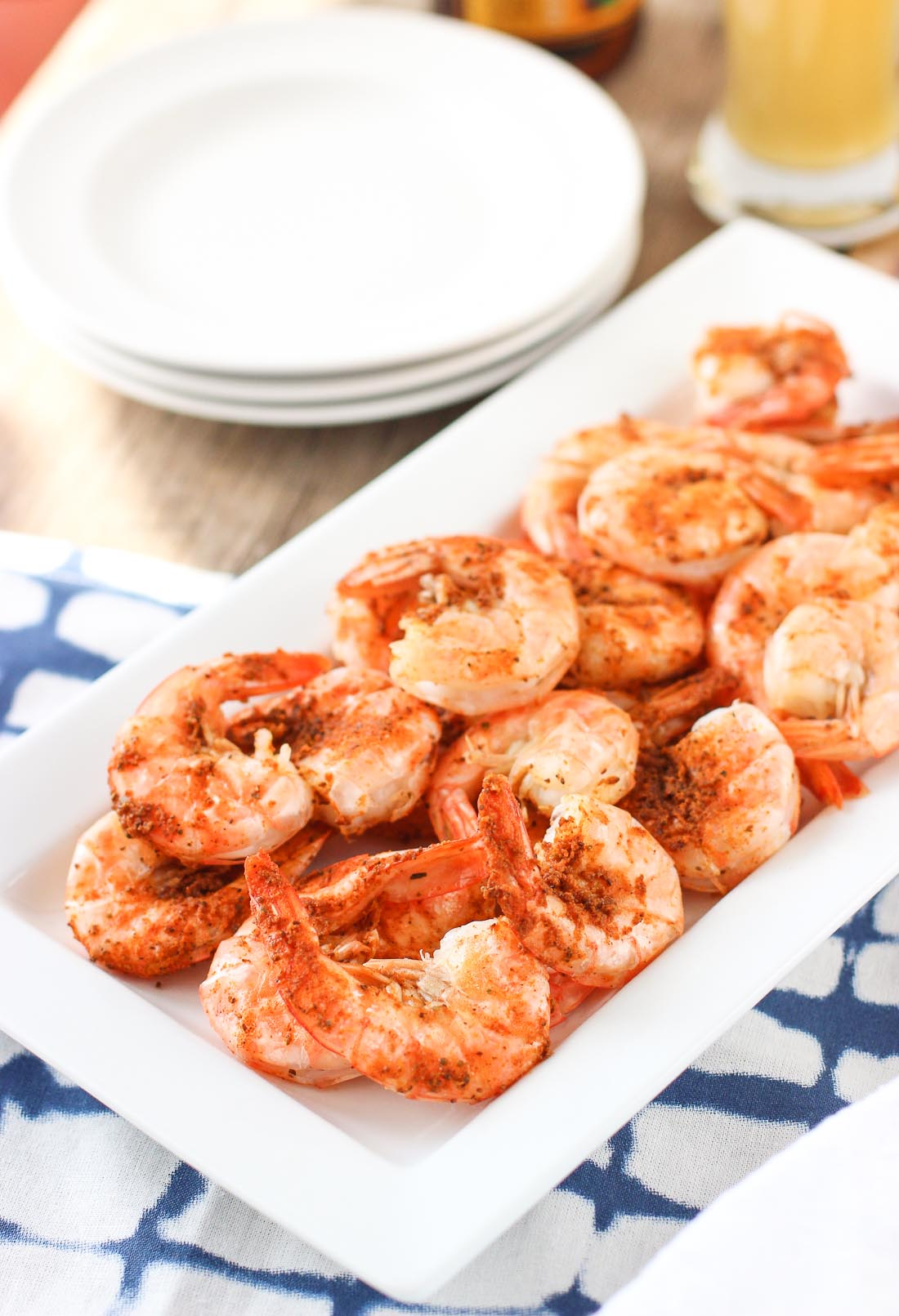 Easy Peel and Eat Old Pay Shrimp