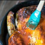 Easy Buffalo Roast Chicken