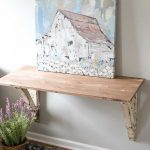 Easy DIY Corbel Table