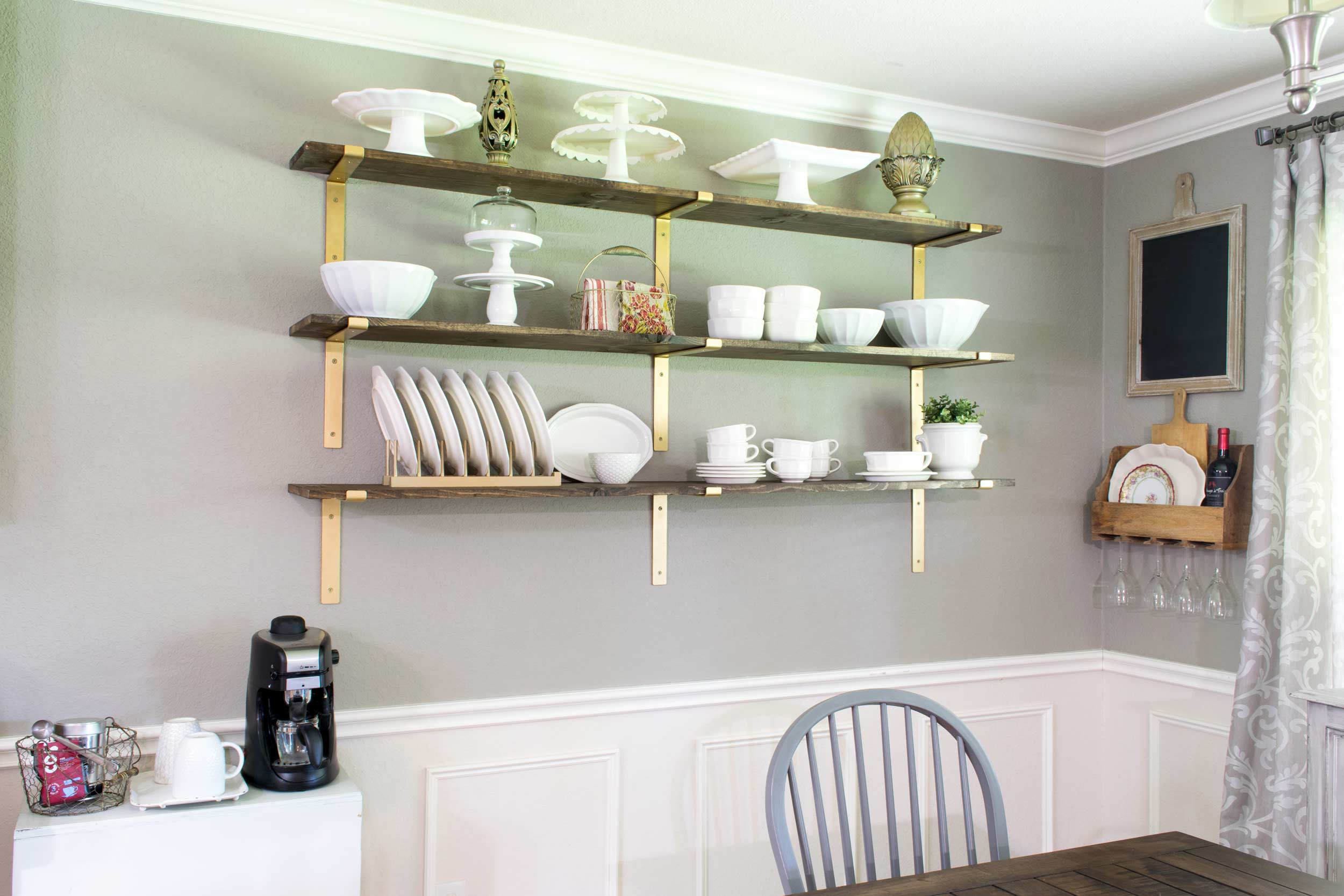 Easy storage hacks perfect for creating a perfectly organized home!