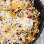 One Pan Cabbage Casserole (Keto+Low Carb)