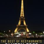 The Best Gluten Free Restaurants in Paris