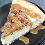Keto Butter Pecan Cheesecake