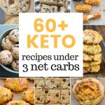 60+ Keto Snacks Under 3 Net Carbs