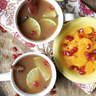 Fruit Spice Tea