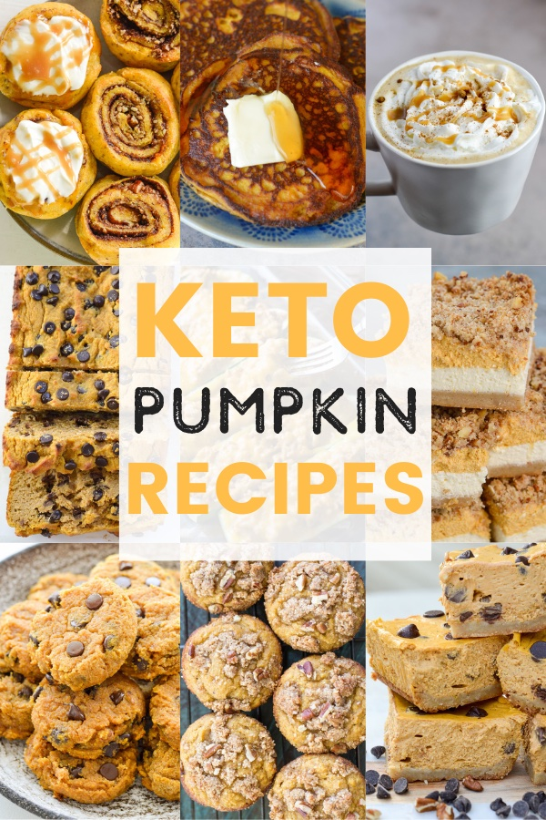 I've gathered our best Keto Pumpkin Recipes in this roundup to make your low-carb Autumn as delicious as ever! Every recipe has just 5 net carbs or fewer, allowing you to eat what you love while staying keto!